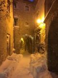 S.Stefano di Sessanio con la neve
